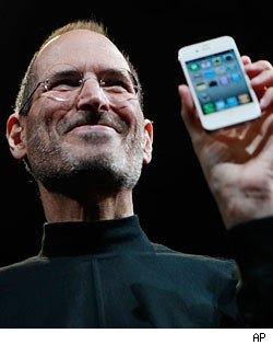 Apple co-founder Steve Jobs, dead at age 56