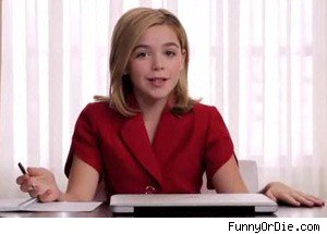 Kiernan Shipka Funny or Die