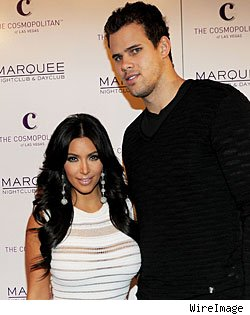 Kim Kardashian &amp; Kris Humphries