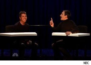 Simon Cowell, 'Late Night with Jimmy Fallon'
