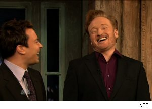 Conan O'Brien, 'Late Night with Jimmy Fallon'