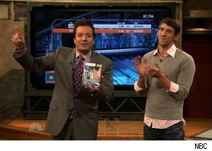 Michael Phelps, 'Late Night with Jimmy Fallon'