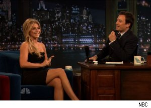 Julianne Hough, 'Late Night with Jimmy Fallon'