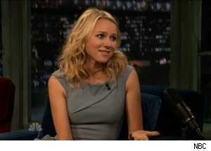 Naomi Watts, 'Late Night with Jimmy Fallon'