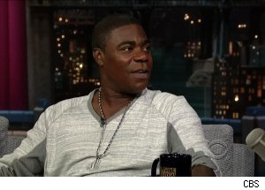 Tracy Morgan, 'Late Show'
