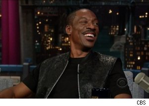 Eddie Murphy, 'Late Show with David Letterman'