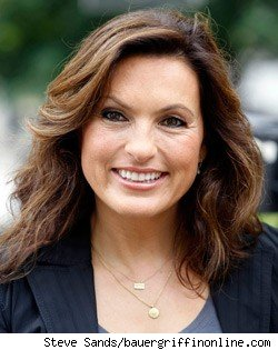 Mariska Hargitay Adopts