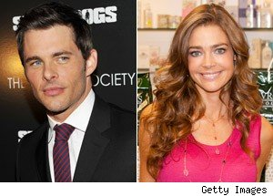 James Marsden, Denise Richards 30 Rock