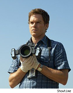 Michael C Hall Dexter Contract
