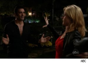 Gilles Marini, 'Modern Family' - 'Go Bullfrogs!'