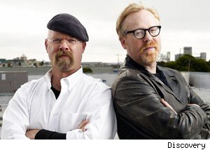 Mythbusters Cannonball
