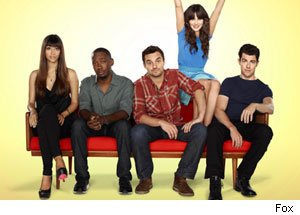 'The New Girl' cast
