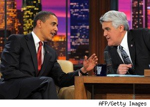 President Obama Tonight Show