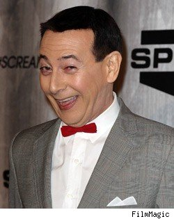 Pee Wee Herman Dancing With the Stars