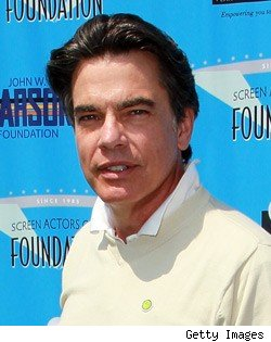 Peter Gallagher Coming to Whitney