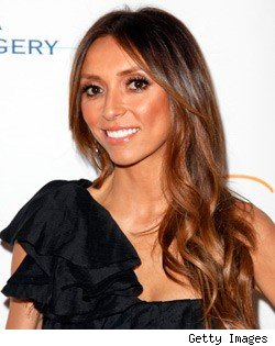 Giuliana Rancic Back at Work