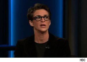 Rachel Maddow, 'Real Time With Bill Maher'
