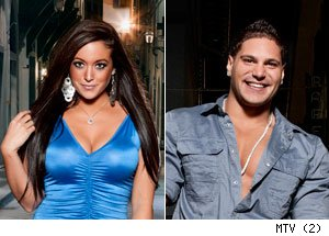 Sammi, Ronnie, Jersey Shore