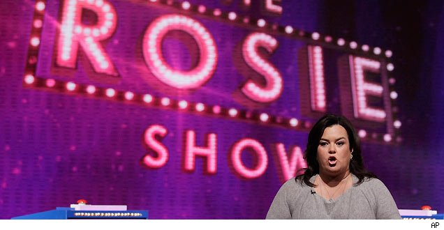 Rosie O'Donnell Returns to TV -- and the Forecast Isn't Good
