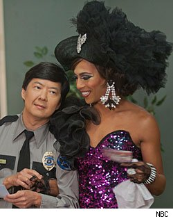 'Community' Star Chevy Chase Previews This Week's Episode, 'Advanced Gay'