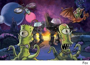 The Simpsons Treehouse of Horror 22