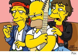 The 23 Best 'Simpsons' Musician Cameos