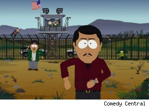 'South Park' - 'The Last of the Meheecans'