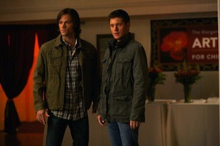 Tough Love for 'Supernatural' (Plus a Few Thoughts on the Show's 'Buffy' Reunion)