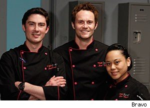 'Top Chef Just Desserts' Top 3