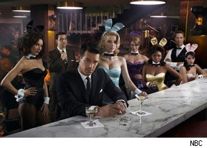'The Playboy Club' cast