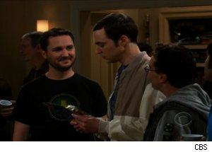 'The Big Bang Theory' - 'The Russian Rocket Reaction'