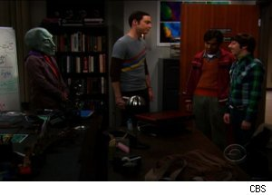 'The Big Bang Theory' - 'The Good Guy Fluctuation'