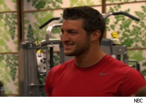 Tim Tebow, 'The Biggest Loser'
