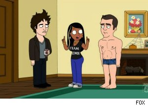 'The Cleveland Show' - 'A Nightmare on Grace Street'