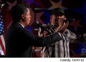 Toby Keith, 'The Colbert Report'