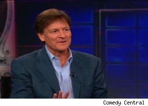 Michael Lewis, 'The Daily Show with Jon Stewart'