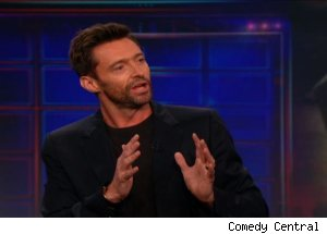 Hugh Jackman, 'The Daily Show with Jon Stewart'