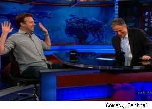 Jason Sudeikis, 'The Daily Show with Jon Stewart'
