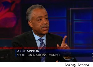 Al Sharpton, 'The Daily Show with Jon Stewart'