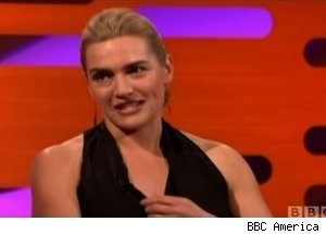 Kate Winslet, 'The Graham Norton Show'