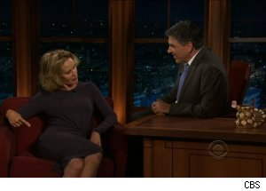 Jessica Lange, 'The Late Late Show with Craig Ferguson'