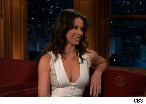 Evangeline Lilly, 'The Late Late Show with Craig Ferguson'