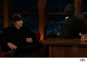 Steven Wright, 'The Late Late Show with Craig Ferguson'
