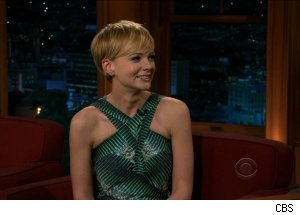 Carey Mulligan, 'The Late Late Show with Craig Ferguson'