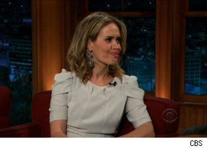 Sarah Paulson, 'The Late Late Show with Craig Ferguson'