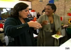 Oprah Winfrey, 'The Rosie Show'