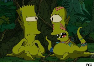 'The Simpsons' - 'Treehouse of Horror XXII'