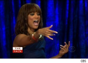 Tyra Banks, 'The Talk'