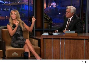 Julianne Hough, 'The Tonight Show'