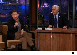 Jonah Hill, 'The Tonight Show with Jay Leno'